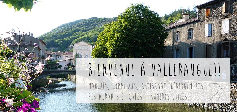 Bienvenue à Valleraugue!!