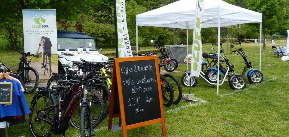 Vélos et choppers électriques